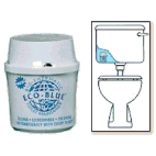 ECOBLUE BIO-ENZYMATIC WC TOILET MAINTAINER
